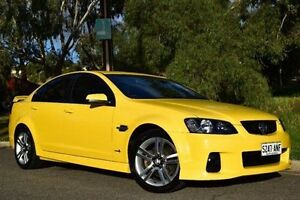 2011 Holden Commodore VE II SV6 Yellow 6 Speed Sports Automatic Sedan St Marys Mitcham Area Preview