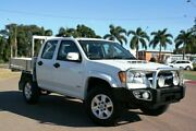 2008 Holden Colorado RC LX Crew Cab White Automatic Utility Townsville Townsville City Preview