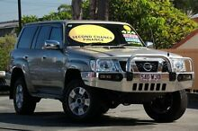 2011 Nissan Patrol GU 7 MY10 ST Gold 5 Speed Manual Wagon Kedron Brisbane North East Preview