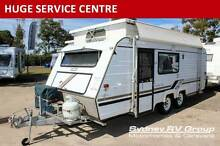 CU803 Australasia Regal Deluxe Comfort Tourer - Pop Top Penrith Penrith Area Preview