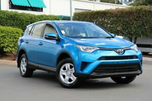 2016 Toyota RAV4 ZSA42R GX 2WD Blue 7 Speed Constant Variable Wagon Acacia Ridge Brisbane South West Preview