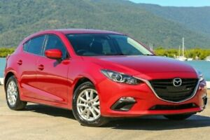 2014 Mazda 3 BM5478 Maxx SKYACTIV-Drive Red 6 Speed Sports Automatic Hatchback Portsmith Cairns City Preview