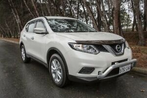 2016 Nissan X-Trail T32 ST X-tronic 2WD Ivory Pearl 7 Speed Constant Variable Wagon Morphett Vale Morphett Vale Area Preview