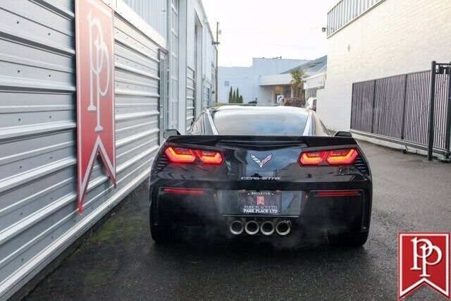 2016 Black Chevrolet Corvette  2LT   C7 Corvette Photo 4
