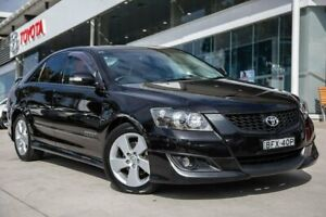 2008 Toyota Aurion GSV40R Sportivo ZR6 Black 6 Speed Sports Automatic Sedan Castle Hill The Hills District Preview