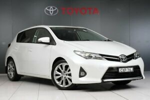 2014 Toyota Corolla ZRE182R Levin SX Crystal Pearl 7 Speed CVT Auto Sequential Hatchback Glebe Inner Sydney Preview