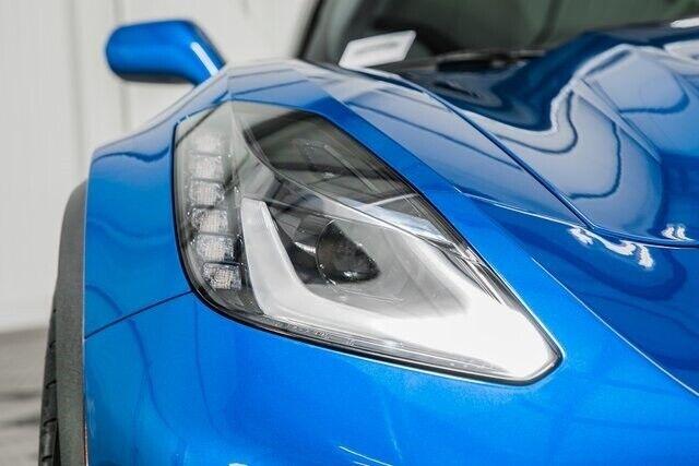 2016 Blue Chevrolet Corvette Z06  | C7 Corvette Photo 10