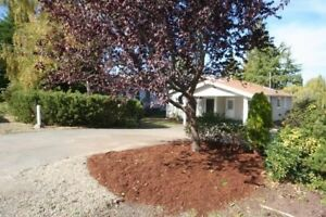 Fully renovated house for rent - Downtown Qualicum Beach