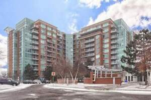 Stylish 1 bed W/ Great Amenities - Hwy 7 / Leslie