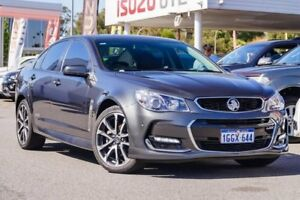 2017 Holden Commodore VF II MY17 SS Grey 6 Speed Sports Automatic Sedan