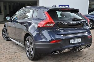 2013 Volvo V40 M T5 Cross Country Blue 6 Speed Automatic Geartronic Hatchback Killara Ku-ring-gai Area Preview