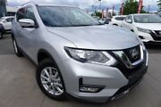 2018 Nissan X-Trail T32 Series II ST-L X-tronic 2WD Silver 7 Speed Constant Variable Wagon Hoppers Crossing Wyndham Area Preview