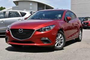 2014 Mazda 3 BM5478 Maxx SKYACTIV-Drive Soul Red 6 Speed Sports Automatic Hatchback West Hindmarsh Charles Sturt Area Preview