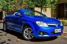 2005 Holden Tigra XC Blue 5 Speed Manual Convertible Medindie Walkerville Area Preview