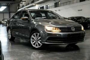 2016 Volkswagen Jetta 1B 118TSI Comfortline Grey Sports Automatic Dual Clutch Westmeadows Hume Area Preview
