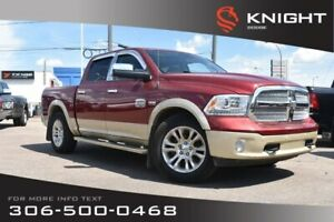 2014 Ram 1500 Longhorn | Leather | Navigation | Heated & Cooled