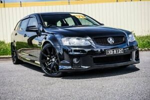 2011 Holden Commodore VE II SS Sportwagon Black 6 Speed Sports Automatic Wagon Gepps Cross Port Adelaide Area Preview