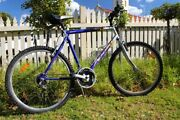 Blue & silver Apollo bike 21 speed very good condition South Melbourne Port Phillip Preview