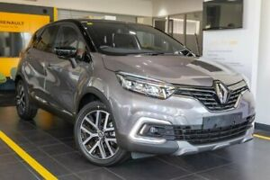 2018 Renault Captur J87 S-Edition EDC Grey 6 Speed Sports Automatic Dual Clutch Hatchback Bentleigh Glen Eira Area Preview