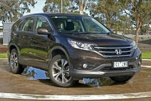 2014 Honda CR-V RM VTi Brown Automatic Melbourne Airport Hume Area Preview