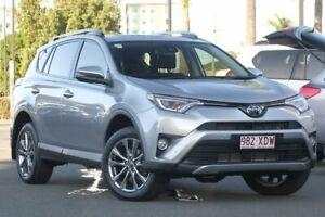 2016 Toyota RAV4 ASA44R Cruiser AWD Silver Sky 6 Speed Sports Automatic Wagon Upper Mount Gravatt Brisbane South East Preview