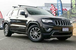 2014 Jeep Grand Cherokee WK MY14 Limited (4x4) Black 8 Speed Automatic Wagon Wangara Wanneroo Area Preview