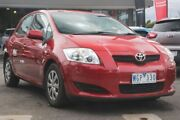 2008 Toyota Corolla ZRE152R Ascent Wildfire 4 Speed Automatic Hatchback Mill Park Whittlesea Area Preview