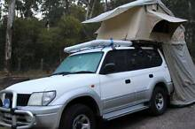 1999 Toyota LandCruiser Wagon with roof top tent Perth Region Preview