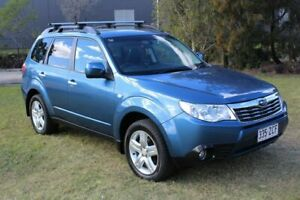 2009 Subaru Forester S3 MY09 XS AWD Premium Blue 4 Speed Sports Automatic Wagon Ormeau Gold Coast North Preview