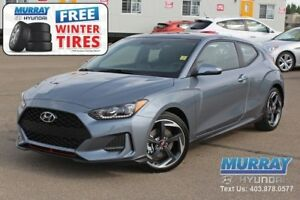 2019 Hyundai Veloster Turbo + FREE WINTER TIRES