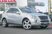 2009 Mercedes-Benz ML300 CDI W164 MY10 BlueEFFICIENCY Grey 7 Speed Sports Automatic Wagon Pearce Woden Valley Preview