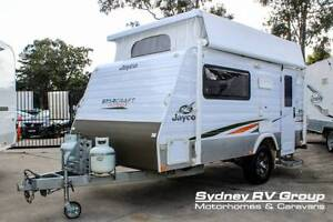 CU1026 Jayco Starcraft Outback Pop Top Great Condition Penrith Penrith Area Preview