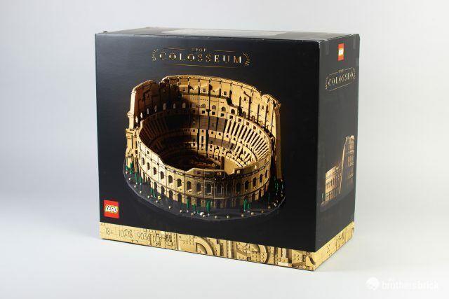 Lego 10276 colosseum - $800