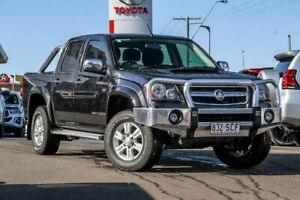 2011 Holden Colorado RC MY11 LT-R Crew Cab Black 5 Speed Manual Utility Monkland Gympie Area Preview