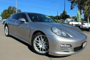 2009 Porsche Panamera 970 MY10 S PDK Billet Silver 7 Speed Sports Automatic Dual Clutch Sedan