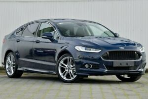 2018 Ford Mondeo MD 2018.75MY Titanium PwrShift Blue 6 Speed Sports Automatic Dual Clutch Hatchback