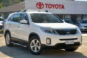 2014 Kia Sorento XM MY14 SI (4x4) White 6 Speed Automatic Wagon Wyong Wyong Area Preview