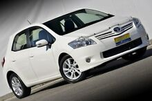 2012 Toyota Corolla ZRE152R MY11 Ascent Sport White 4 Speed Automatic Hatchback Ferntree Gully Knox Area Preview