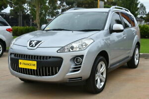 2012 Peugeot 4007 MY12 ST DCS Auto HDi Silver 6 Speed Sports Automatic Dual Clutch Wagon Brooklyn Brimbank Area Preview