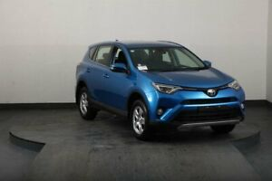 2018 Toyota RAV4 ZSA42R MY18 GX (2WD) Blue Gem Continuous Variable Wagon Smithfield Parramatta Area Preview