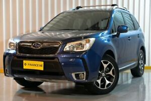 2013 Subaru Forester S4 MY13 XT Lineartronic AWD Premium Blue 8 Speed Constant Variable Wagon Hendra Brisbane North East Preview