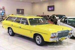 1977 Chrysler Valiant CL SE Yellow Twist 3 Speed Automatic Wagon Carss Park Kogarah Area Preview