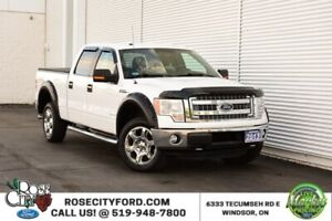 2013 Ford F-150 XLT / ONE OWNER / TOW PKG / BACK UP CAM & SENSOR