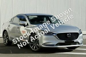 2018 Mazda 6 GL1032 GT SKYACTIV-Drive Sonic Silver 6 Speed Sports Automatic Sedan Liverpool Liverpool Area Preview