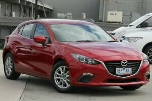 2014 Mazda 3 BM5478 Maxx SKYACTIV-Drive Red 6 Speed Sports Automatic Hatchback Nunawading Whitehorse Area Preview