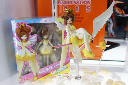 S.H. Figuarts Sakura Kinomoto (Yellow Dress)