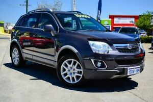 2013 Holden Captiva CG MY13 5 LT Grey 6 Speed Sports Automatic Wagon