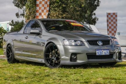 2012 Holden Ute VE II MY12.5 SS Z Series Grey 6 Speed Manual Utility