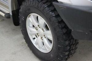 2013 Mitsubishi Triton MN MY14 GLX Double Cab Silver 5 Speed Manual Utility