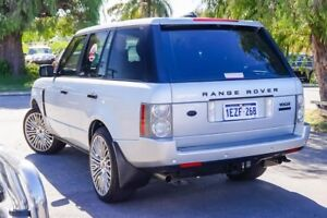 2006 Land Rover Range Rover Vogue V8 S/C Silver 6 Speed Auto Sequential Wagon
